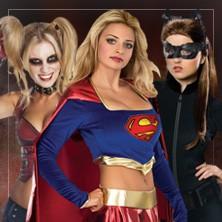 Déguisements Super-héroïnes