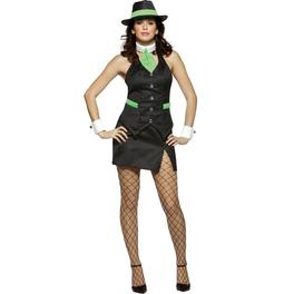 Amazonfr : costume femme gangster