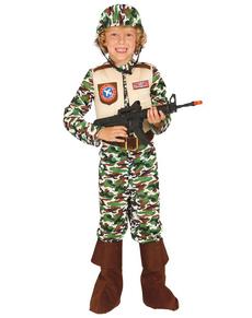 Déguisement des Forces Speciales U.S.A pour enfant