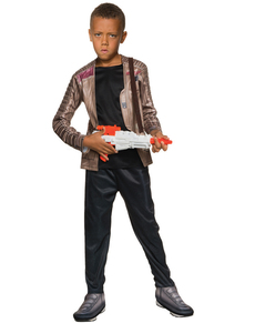 Costume Finn Star Wars Épisode 7 prestige garçon