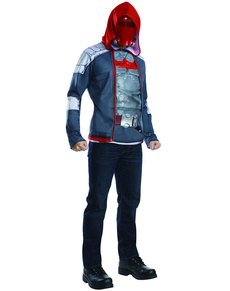 Costume Red Hood Batman Arkham Franchise homme