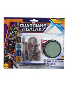 Kit Maquillage Drax le destructeur Les Gardiens de la Galaxie adulte