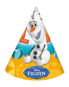 6 chapeaux Olaf Summer