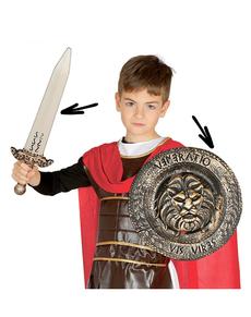 Kit guerrier romain enfant