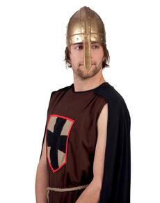 Casque soldat médiéval adulte
